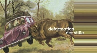 / Deformation der Stille