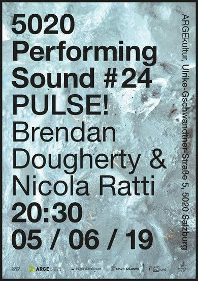 / PERFORMING SOUND#24: PULSE!