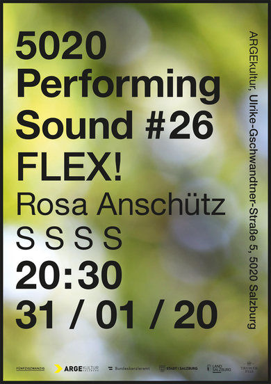PERFORMING SOUND #26 FLEX! /